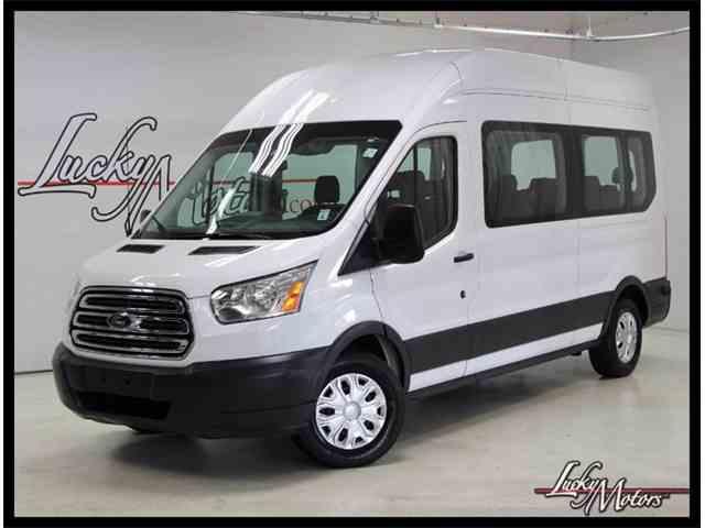 2015 Ford Transit Wagon | 1017629