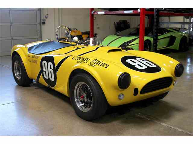 Picture of '63 Cobra Sebring Roadster - LT7M