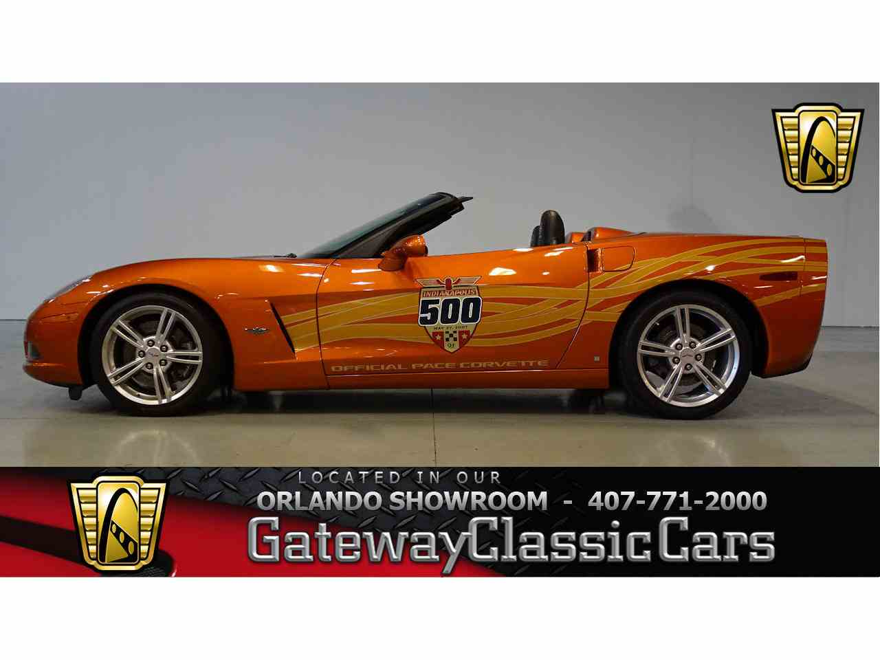 Large Picture of '07 Chevrolet Corvette located in Lake Mary Florida Offered by Gateway Classic Cars - Orlando - LT7N