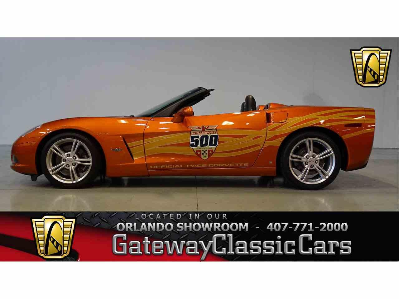 2007 Chevrolet Corvette for Sale - CC-1017635