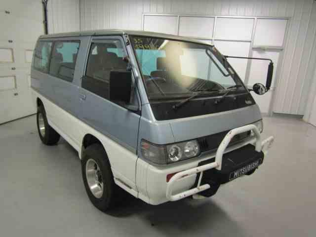 1991 Mitsubishi Delica | 1017638