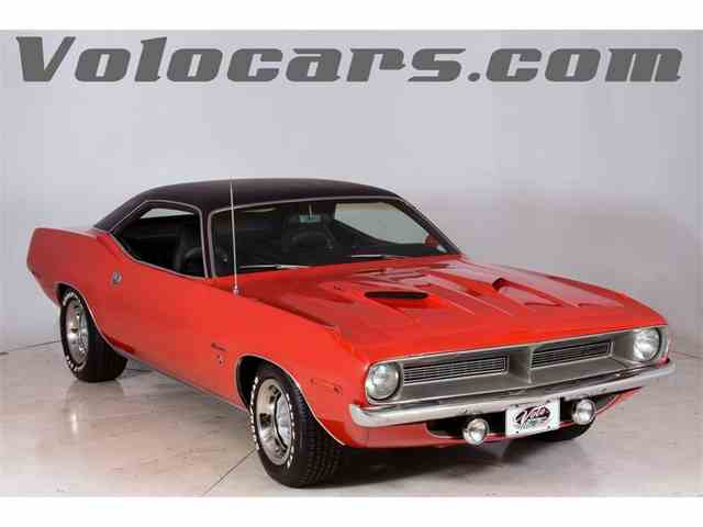 1970 Plymouth Barracuda | 1017643