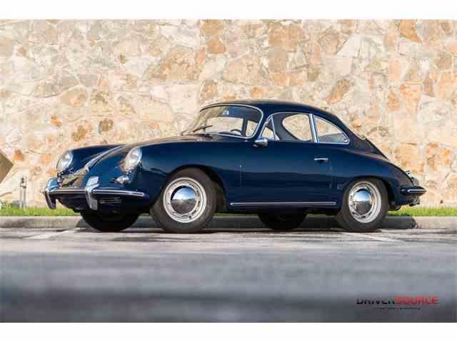 1962 Porsche 356B | 1017646