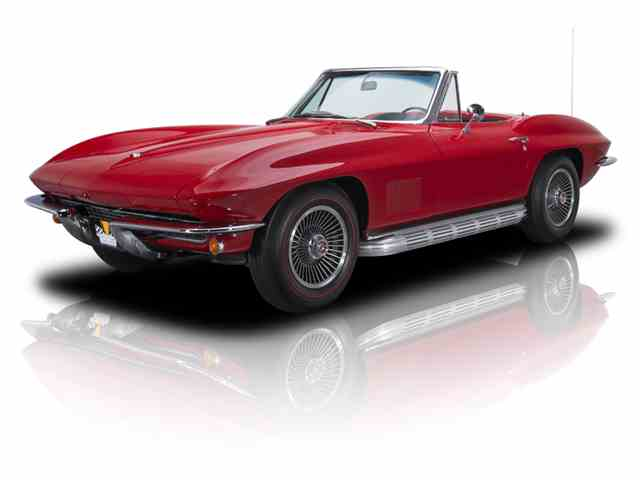 1967 Chevrolet Corvette Stingray | 1017650