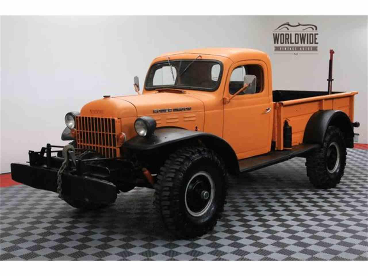 Large Picture of 1967 Power Wagon located in Colorado - LT85