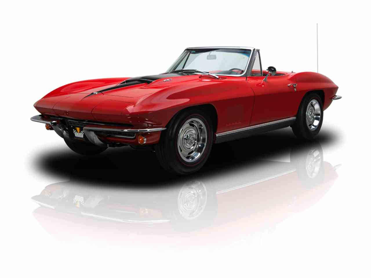 Large Picture of '67 Corvette Stingray - LT86