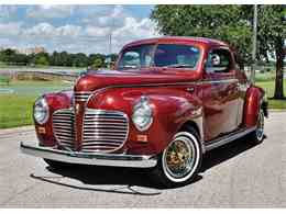 1941 Plymouth Deluxe for Sale - CC-1017655