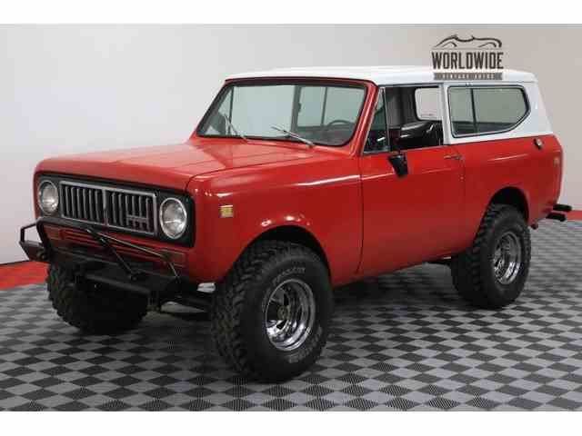 1974 International Scout | 1017656