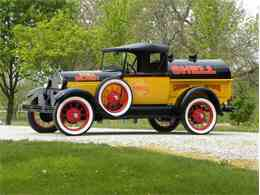 Picture of Classic '29 Model A Roadster Pickup Tribute Shell Oil Tanker - LT8A