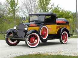 Picture of 1929 Ford Model A Roadster Pickup Tribute Shell Oil Tanker located in Volo Illinois Offered by Volo Auto Museum - LT8A