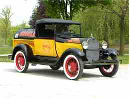 Picture of '29 Ford Model A Roadster Pickup Tribute Shell Oil Tanker located in Volo Illinois - LT8A