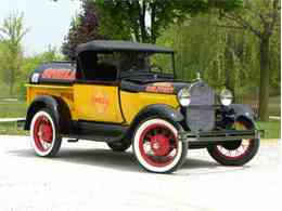Picture of 1929 Model A Roadster Pickup Tribute Shell Oil Tanker - $44,998.00 Offered by Volo Auto Museum - LT8A