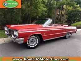 1964 Chevrolet Impala SS for Sale - CC-1017659
