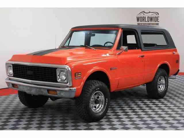 1972 Chevrolet Blazer | 1010766