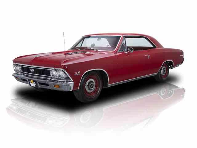1966 Chevrolet Chevelle SS | 1017660