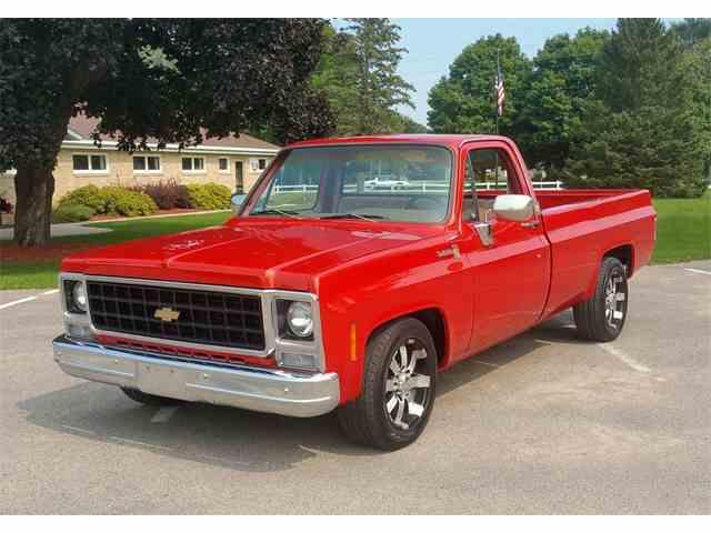 1980 Chevrolet C10 | 1017661