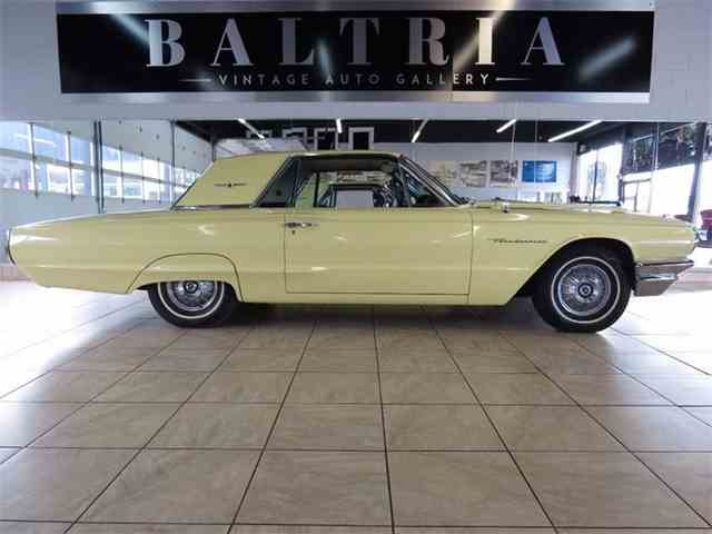 1964 Ford Thunderbird | 1017663
