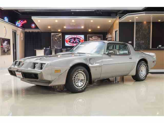 1979 Pontiac Firebird Trans Am 10th Anniversary Edition | 1017676
