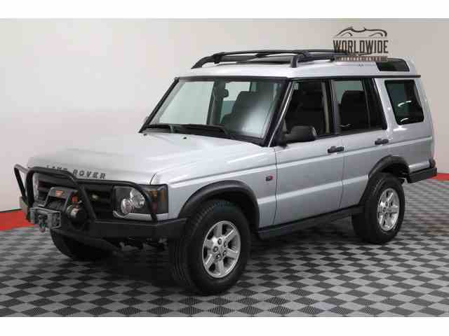 2004 Land Rover Discovery | 1017680