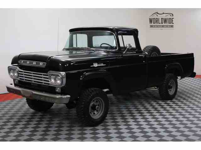1959 Ford F100 | 1017688
