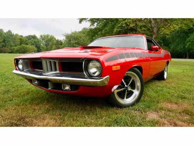 1972 Plymouth Cuda | 1010769