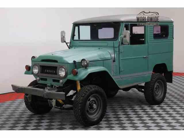 1965 Toyota Land Cruiser FJ | 1017699