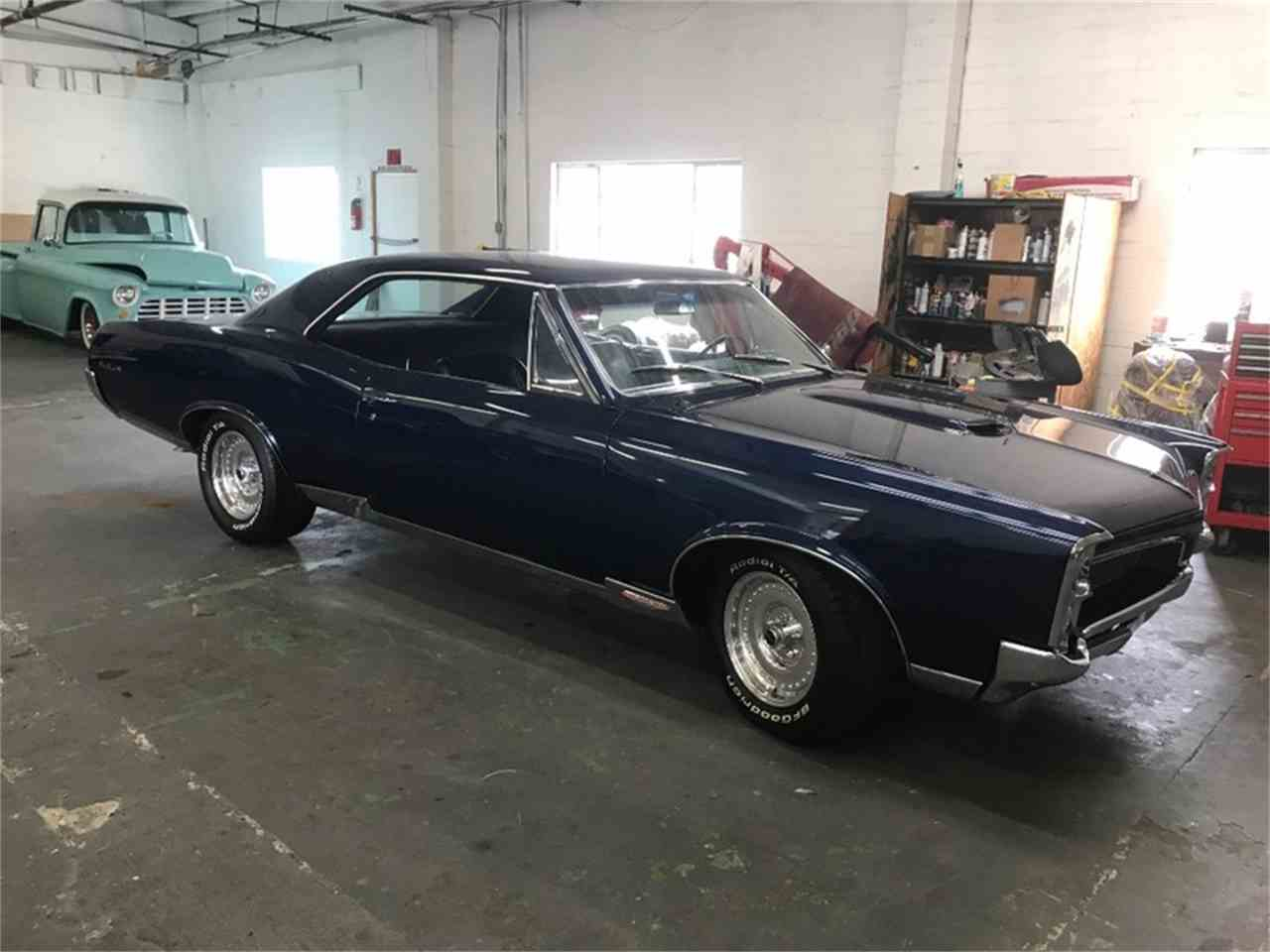 1967 Pontiac GTO for Sale - CC-1017701