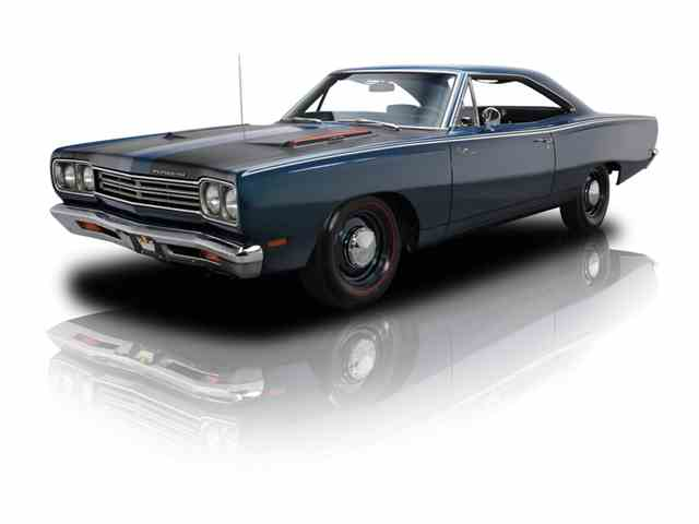 1969 Plymouth Road Runner   1017704