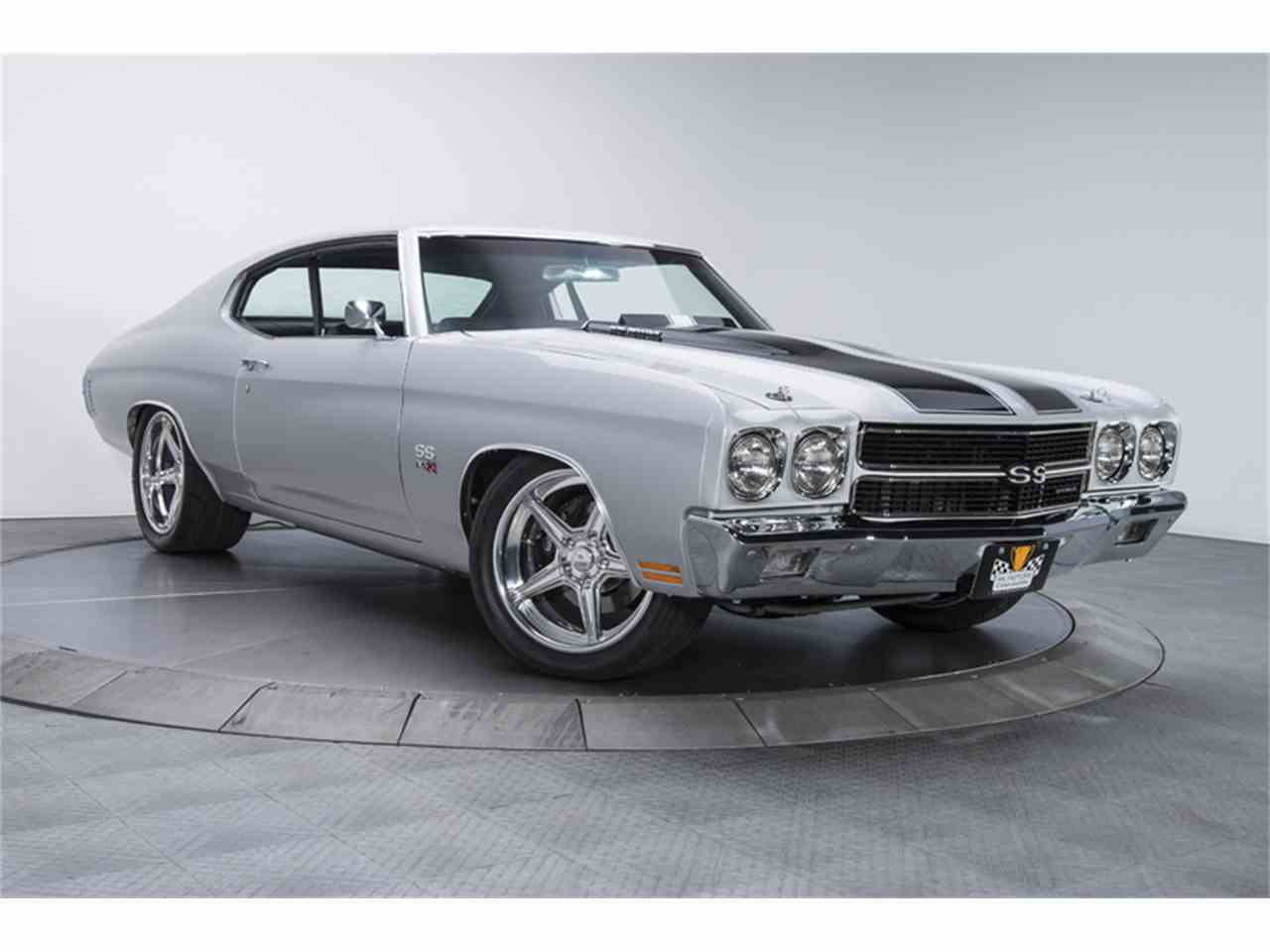 Large Picture of '70 Chevelle SS - LT9Y