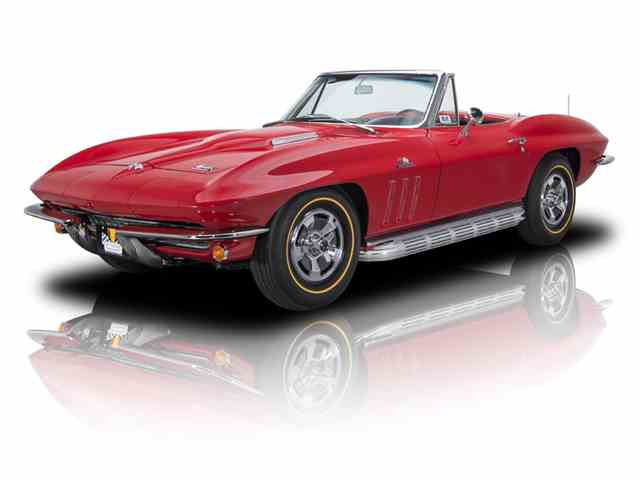 1966 Chevrolet Corvette Stingray | 1017722