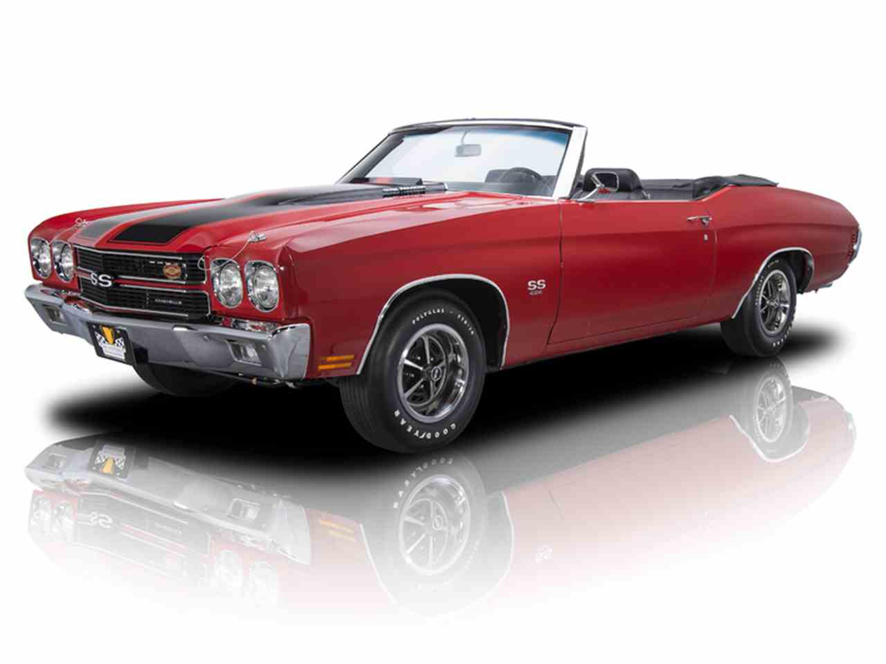 1970 Chevrolet Chevelle SS for Sale - CC-1017726