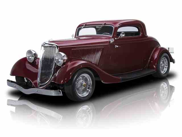 1934 Ford Coupe | 1017727