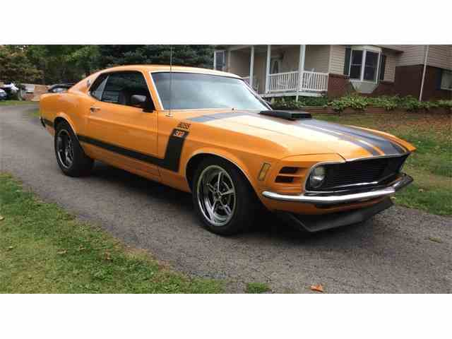 1970 Ford Mustang | 1017739