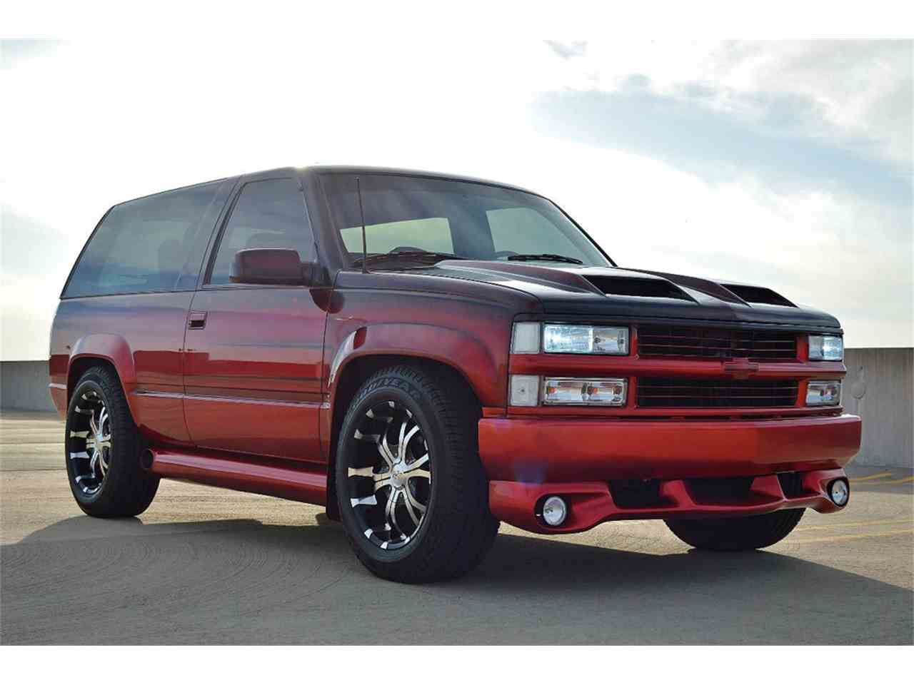 Chevy Dealers In Az >> 1999 Chevrolet Tahoe for Sale | ClassicCars.com | CC-1017752