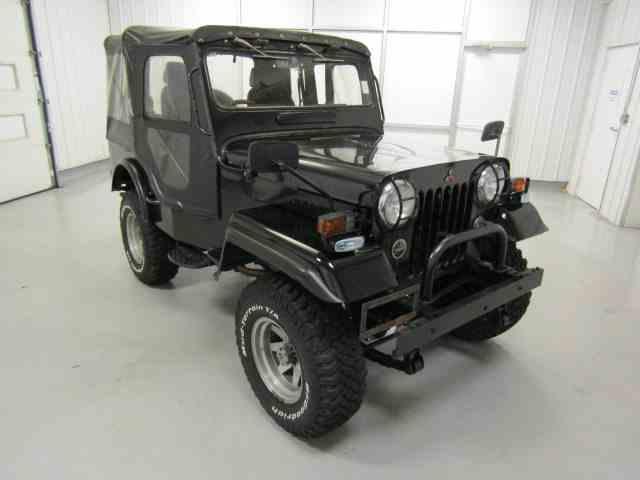 1985 Mitsubishi Jeep | 1010776