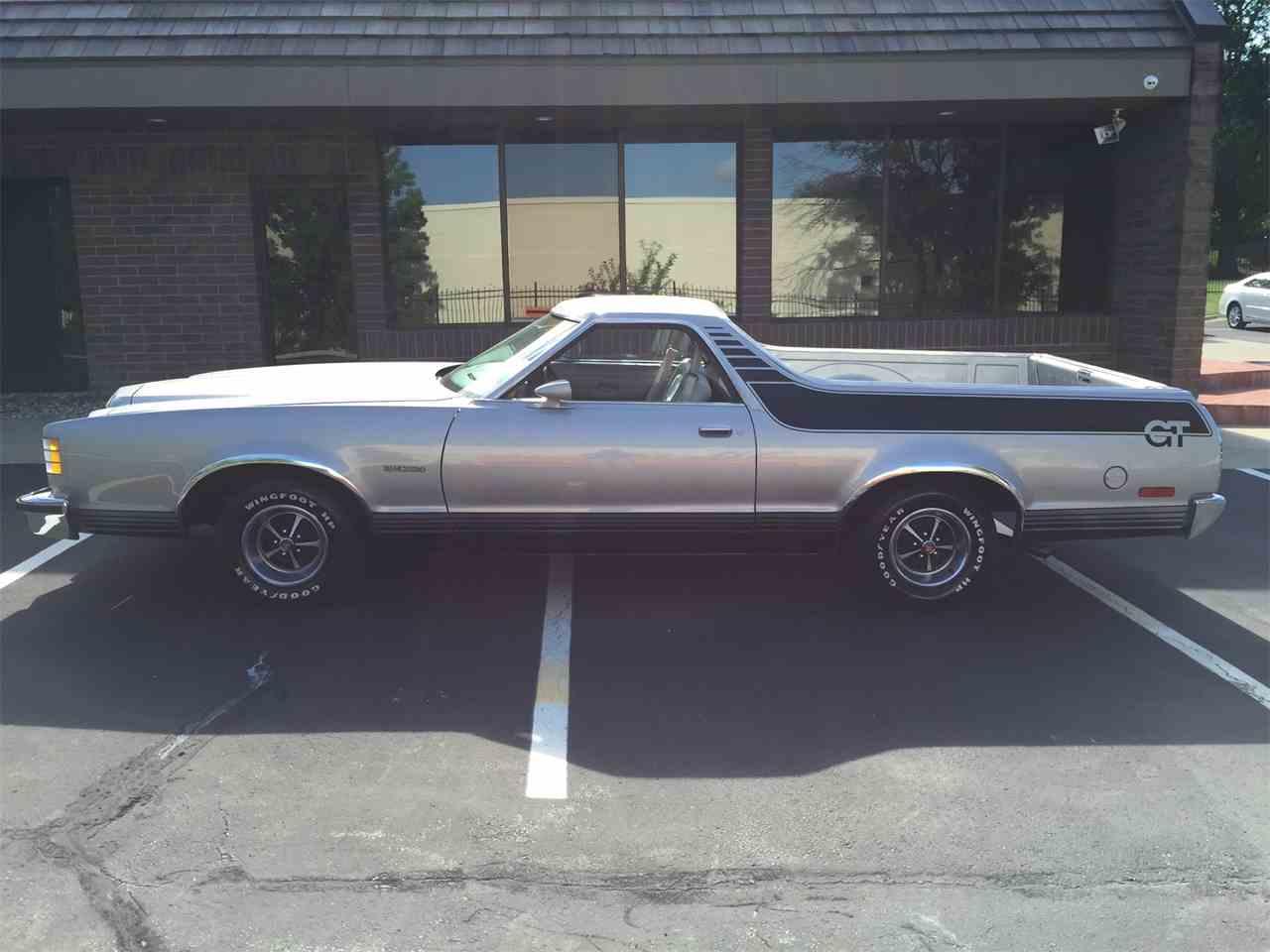 1977 Ford Ranchero - CC-1017760