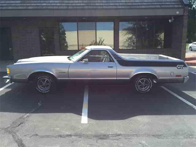 CC-1017760 1977 Ford Ranchero