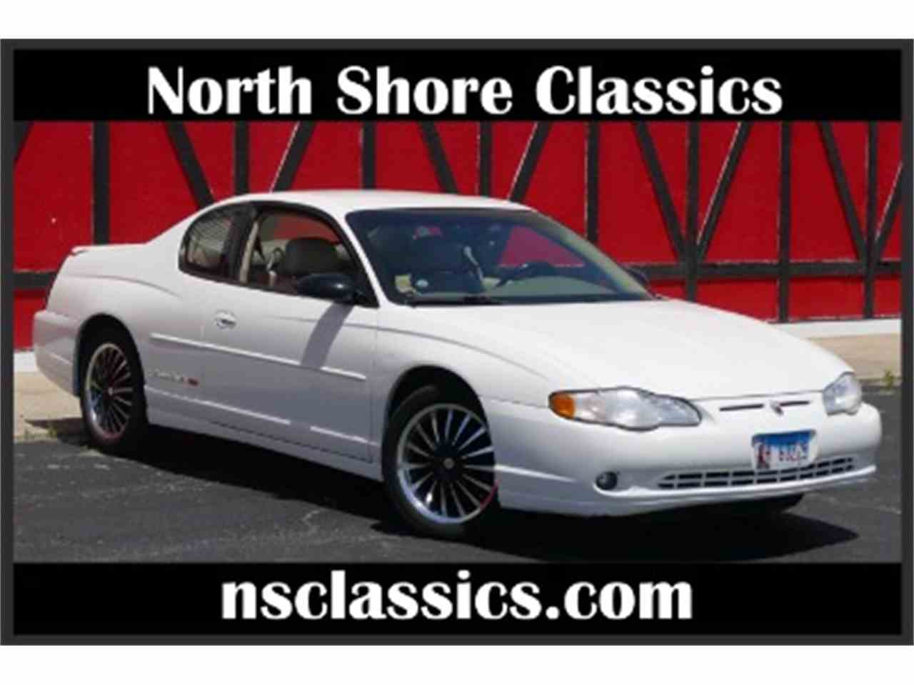 Large Picture of '02 Chevrolet Monte Carlo - LTBB