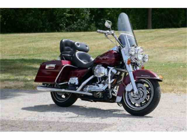 2002 Harley-Davidson Road King | 1017768