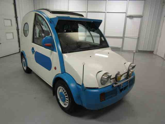 1989 Nissan S-Cargo | 1010777