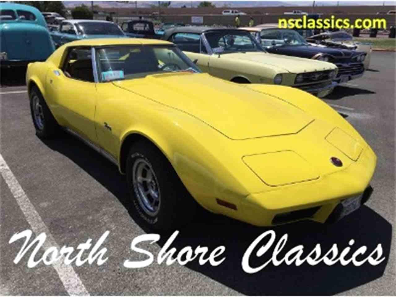 Large Picture of '75 Corvette - LTBG