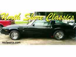 1978 Chevrolet Camaro for Sale - CC-1017777
