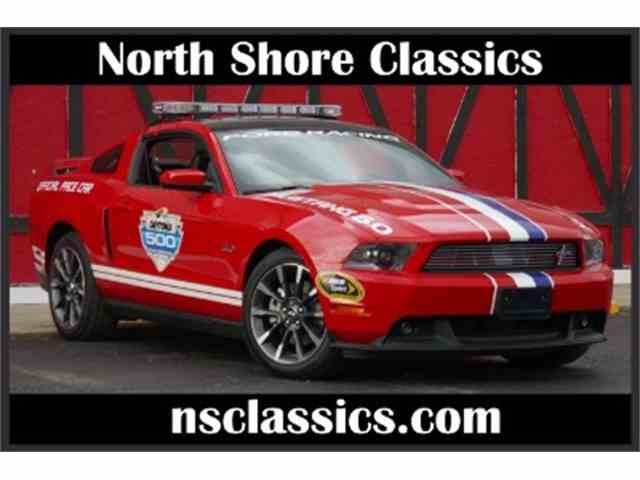 2011 Ford Mustang | 1017780