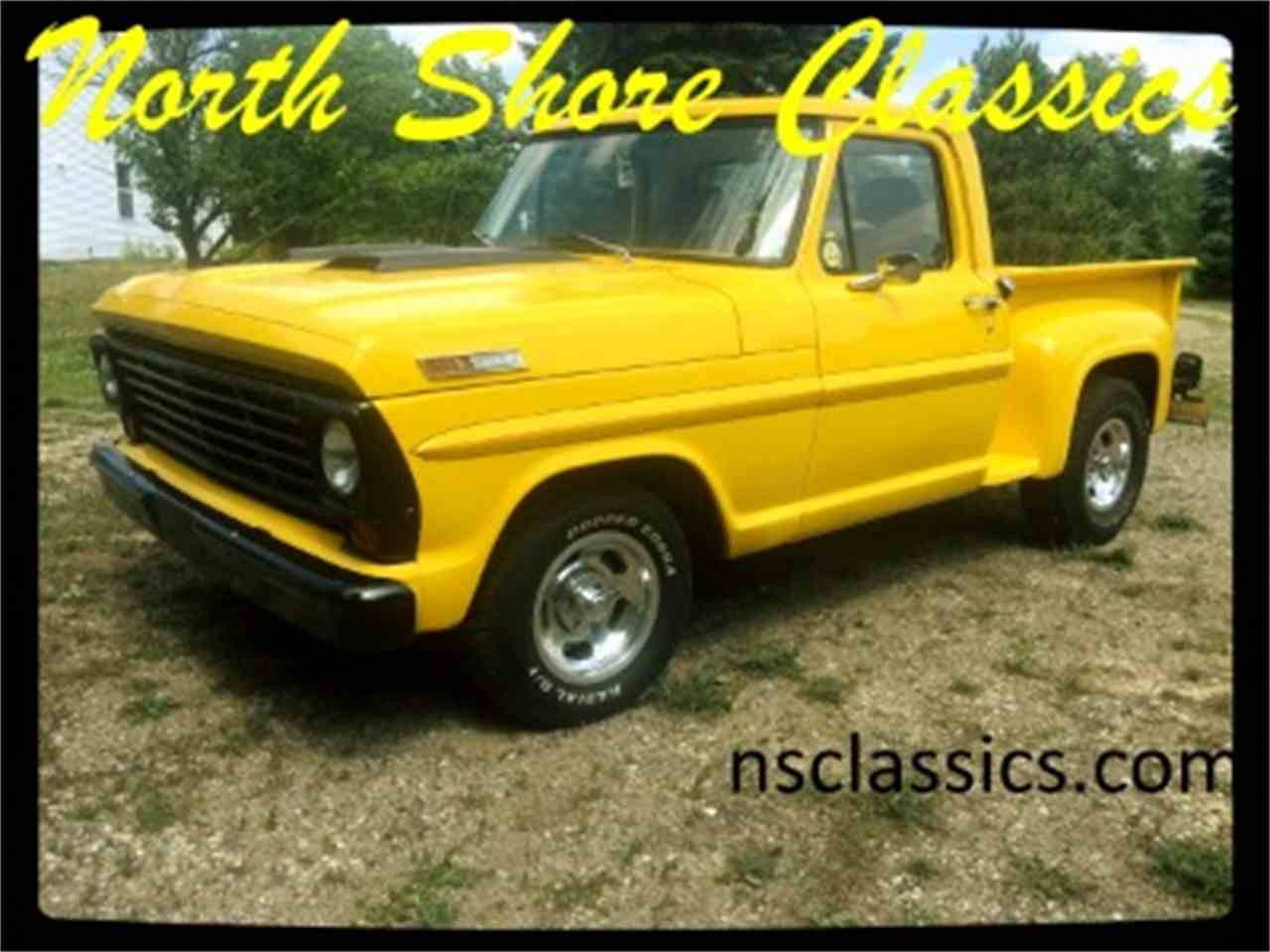 Large Picture of '67 F100 - LTBP