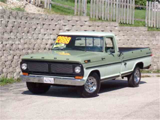 1971 Ford F250 | 1017790