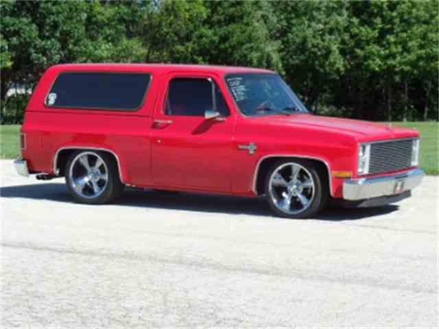 1982 Chevrolet Blazer | 1017801