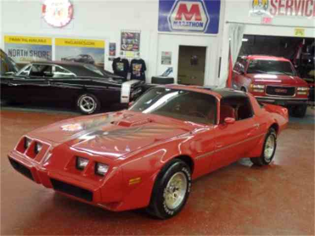 1980 Pontiac Firebird Trans Am | 1017805