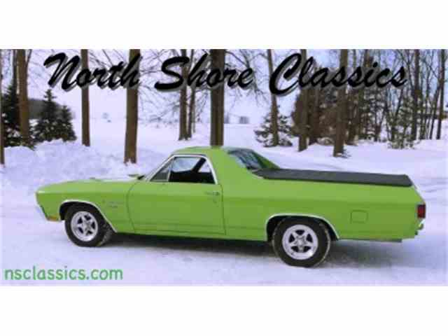 Picture of Classic 1970 Chevrolet El Camino - LTCG