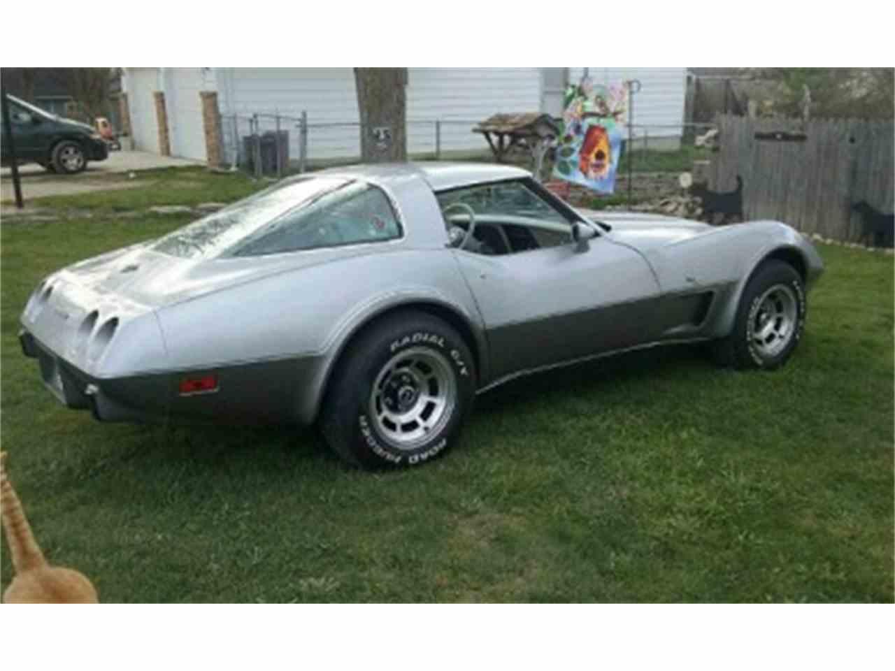 Large Picture of '78 Corvette - LTCN