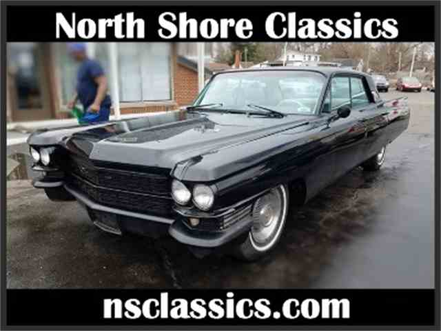 1963 Cadillac Coupe DeVille   1017817